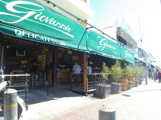 Giovanni's: wish i was there