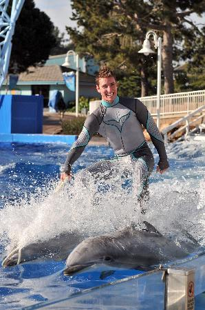 Anaheim RV Park: Daily Trips to Sea World...  Easy!