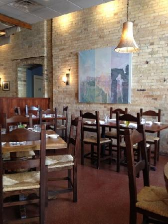 Trattoria Stefano : main dining room