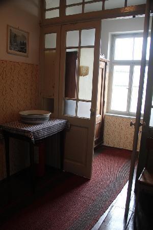Vila Gorenka: Nice decoration. Right side shared toilet (second floor)