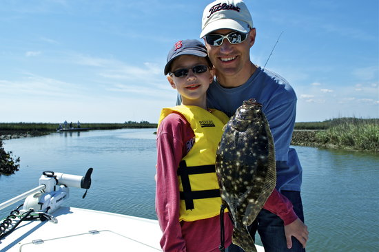 Winyah bay flounder april 2012 picture of carolina for Sc fishing license cost