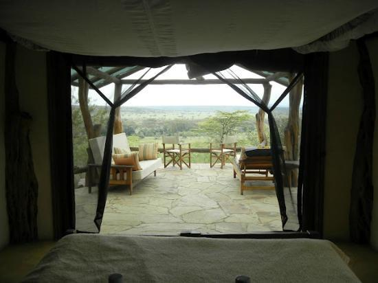 Eagle View, Mara Naboisho: Bedroom