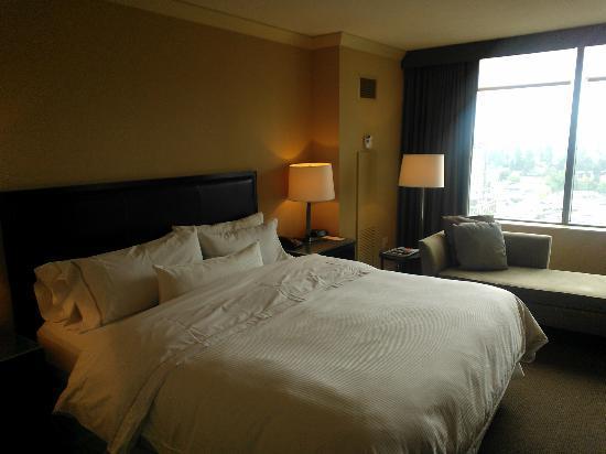 The Westin Bellevue: Deluxe King Room