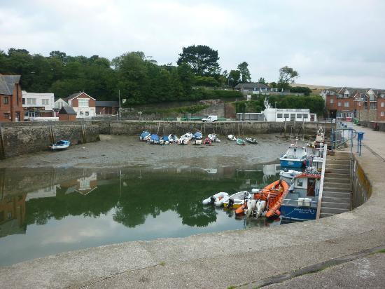 July 2011 - Padstow harbour