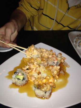 AMI Japanese Restaurant: Baby Lobster Roll