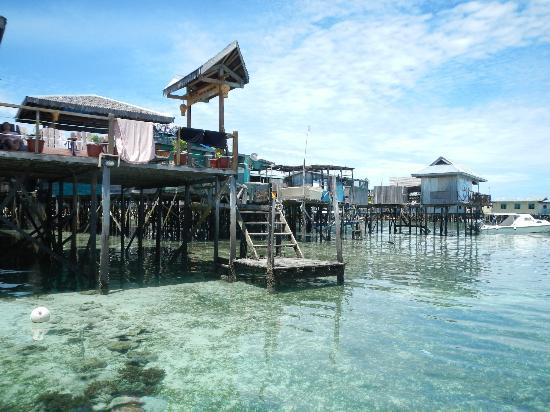 Big John Scuba: Beautiful Mabul Homestay