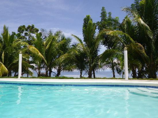 Lazi, الفلبين: pool viwe