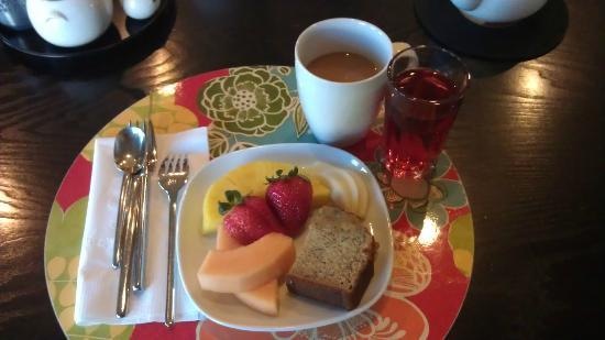 INN at 2920: First course to a tasty breakfast