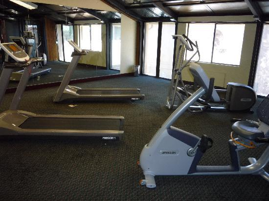 Days Hotel Flagstaff: Fitness Center