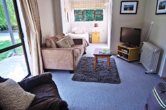 Parkbrae Estate: リビングルーム
