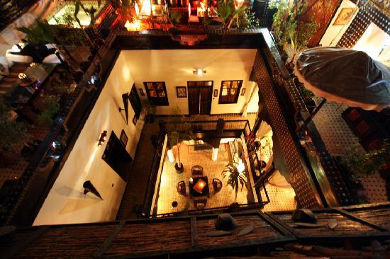 "Riad Dar Najat: MARRAKECH RIAD by black zitoun "" THE RIAD"""
