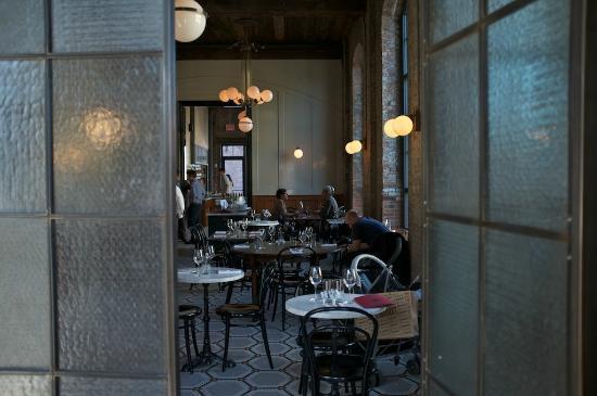 Wythe Hotel: Hotel Restaurant & Bar