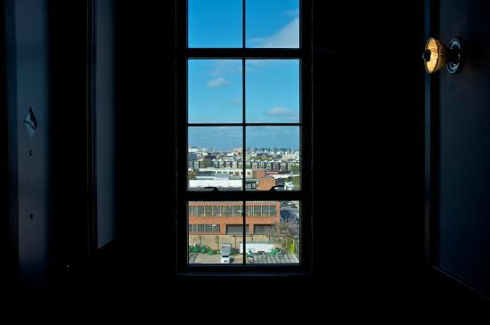 Wythe Hotel: View from my Queen Room #502