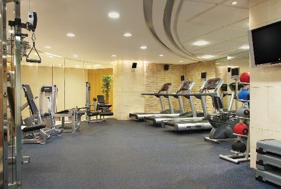 New World Manila Bay Hotel: Club Oasis Fitness Centre