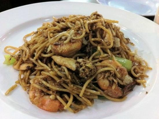 Seven Sea Restaurant: Fried Mee