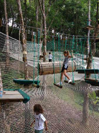Jungle Xtrem Adventures Park: Kid Zone