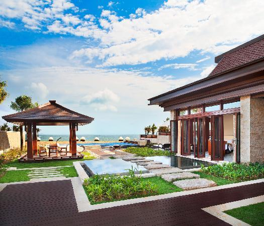 The St. Regis Sanya Yalong Bay Resort : Royal Villa