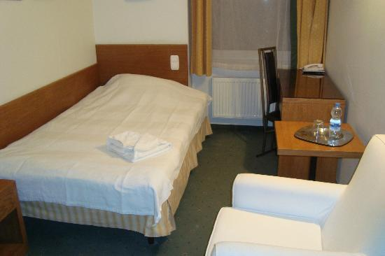 Hotel Willa Litarion: Zimmer