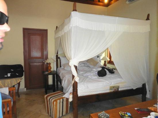 Villa Diana Bali: Bedroom