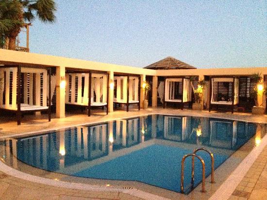 bahía de Soma, Egipto: Ruhepool
