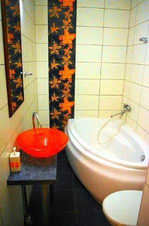 Kaunas Apartments: 浴室