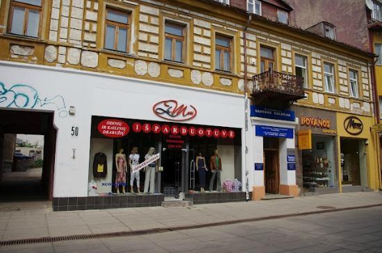 Kaunas Apartments: 外観