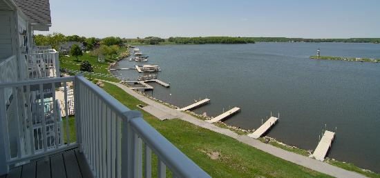 The Port on Lake Panorama: Private Balcony