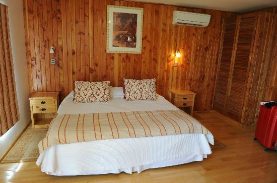 Taha Tai Hotel: bungalow