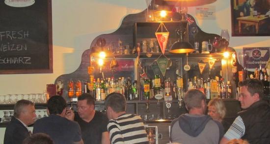 Swakopmund Brauhaus : Bar