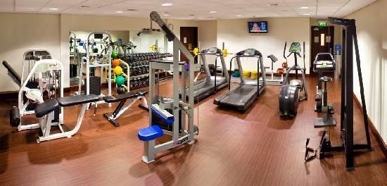 Grand Canal Hotel: Gym