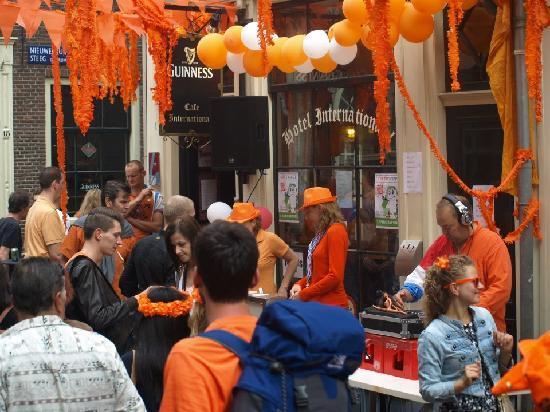 Hotel Internationaal Amsterdam Tripadvisor