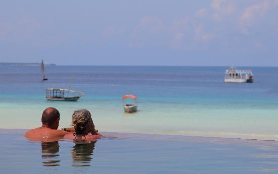The Z Hotel Zanzibar: Infinity Pool. 1
