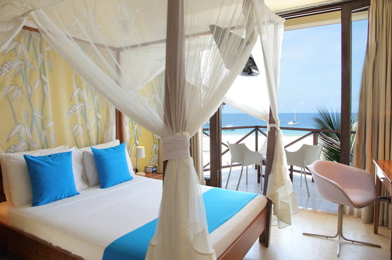 The Z Hotel Zanzibar: Sea view rooms