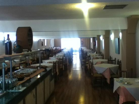 Hotel Kristal : dining room
