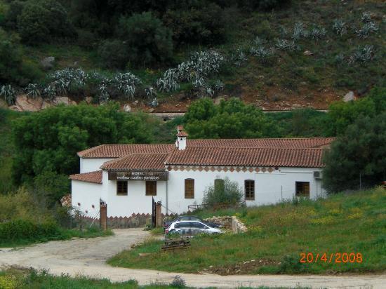 Hotel Molino Cuatro Paradas: Hotel