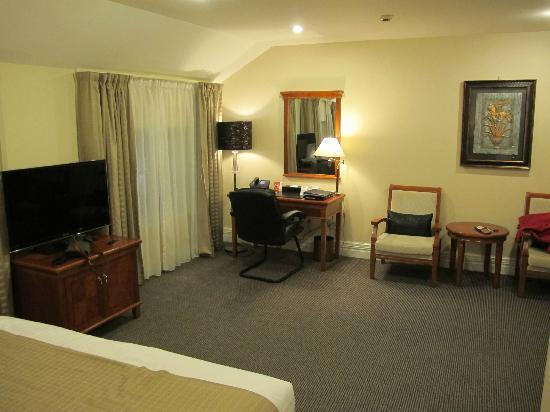 Clarion Hotel City Park Grand: Room 35