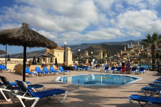 CLC Paradise : piscines de la résidence