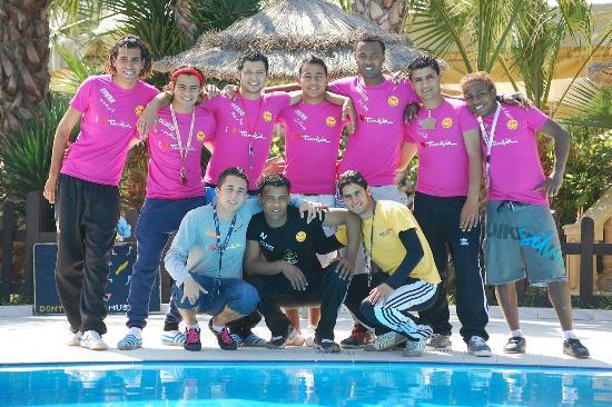 Ksar Djerba: la super equipe