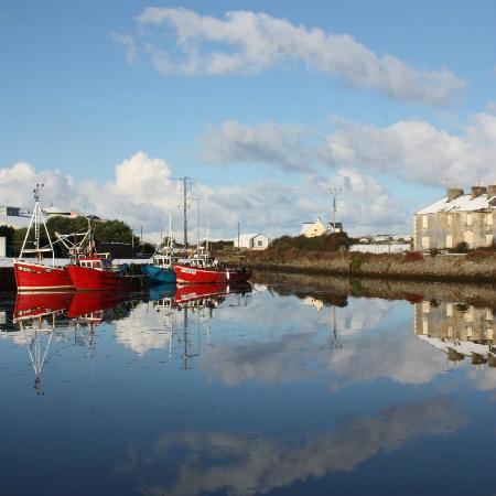 Belmullet Docks