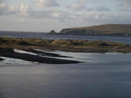 Belmullet, Ierland: coastline