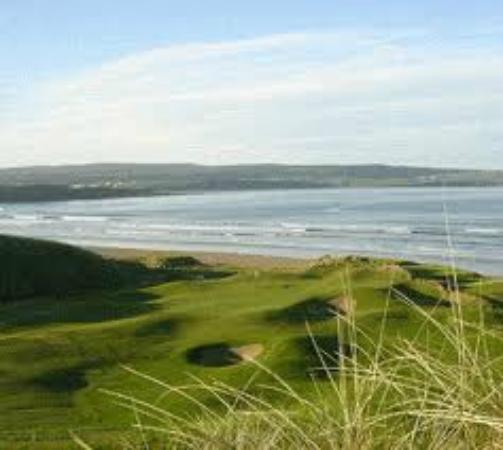 Belmullet, Irlanda: Carne Golf Links