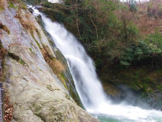 Karatsu, Japan: 観音の滝