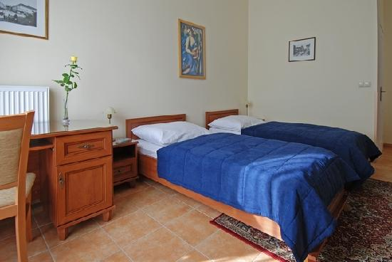 Budapest City Central: Standard double/twin room