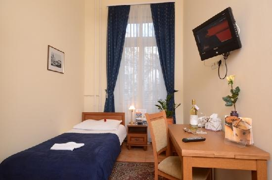 Budapest City Central: Standard Single Room