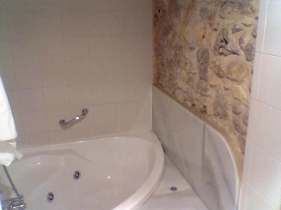 Hotel Palacio de la Vinona: Bañera de hidromasaje