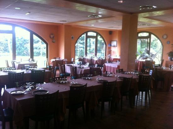 Predosa, Italy: La sala principale