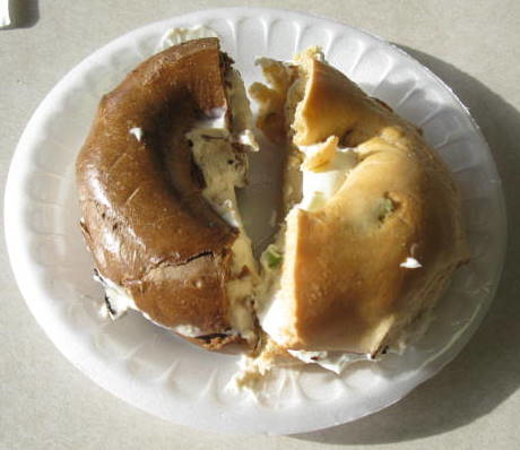 Ashburn Bagel Shop: bagels!