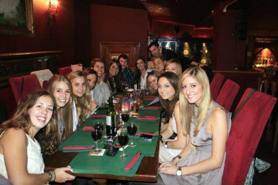 e9a14930da8 Friends Enjoying a night out - Picture of The George Payne ...