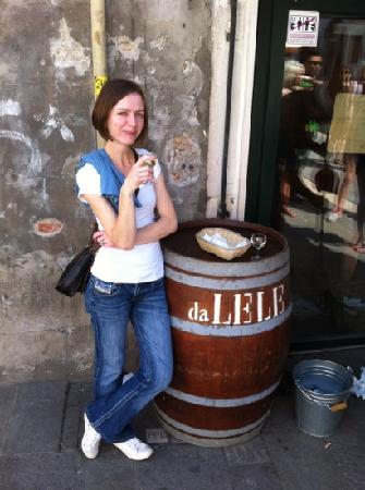 Bacareto Da Lele: vino
