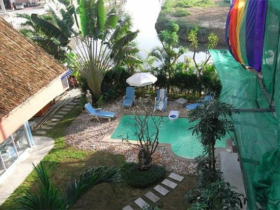Club One Seven Phuket: View from Room 201